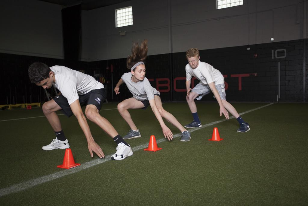 TCBOOST Sports Performance | Athletic Development | Speed
